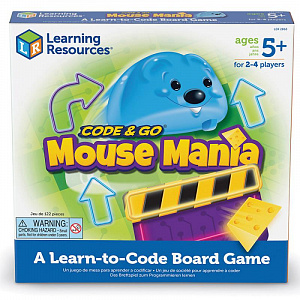 Игровой набор Learning Resources «Code&Go Mouse Mania»